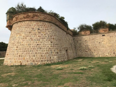 Castell de Montjuich