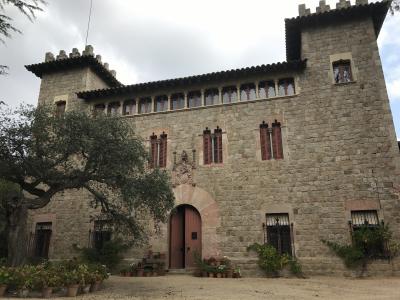 Castell de la Baronía de Quadras