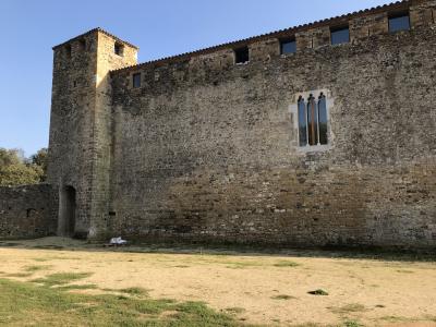 Running IV - Castillo de Cartellà