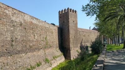 Muralla Medieval Bcn