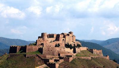 Castell Fortalesa de Cardona