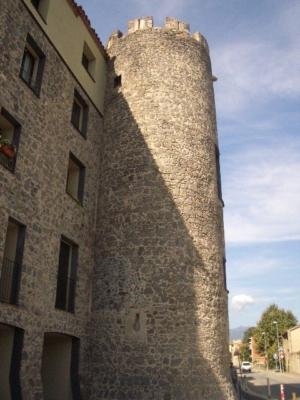Muralla Medieval Hostalric