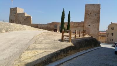 Castillo de El Catllar.