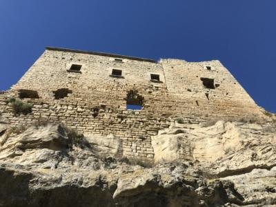 Castell de Castell de Castellcir, (o de la Popa)