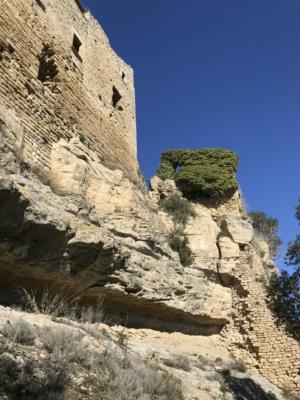 Castell de Castell de Castellcir, (  o de la Popa)