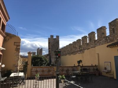 Cal Cardús. Muralla medieval de Montblanc