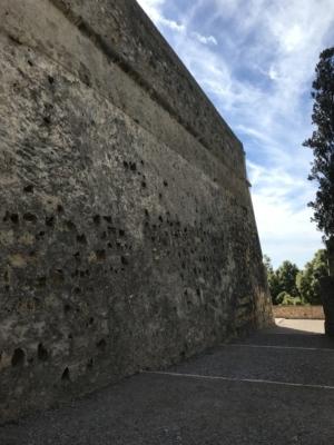 Murallas y Baluartes Tarragona