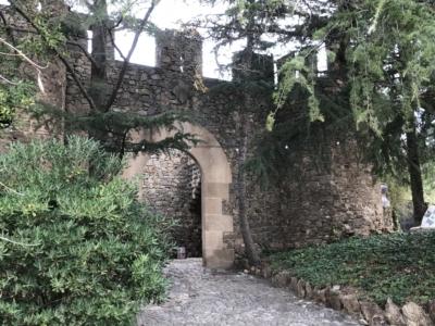 Bellesguard. Gaudi