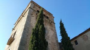 Torre del Monestir de Sant Jeroni de la Murtra