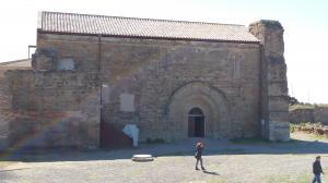 Castell Templari del Gardeny. Lleida