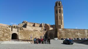 La Seu Vella. Lleida