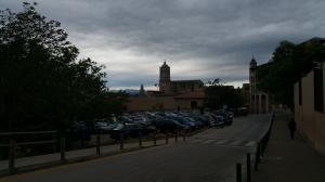 Amics Castells: Muralla de Girona. La Catedral