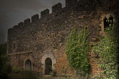 Castell de Cartellá fachada ext acceso